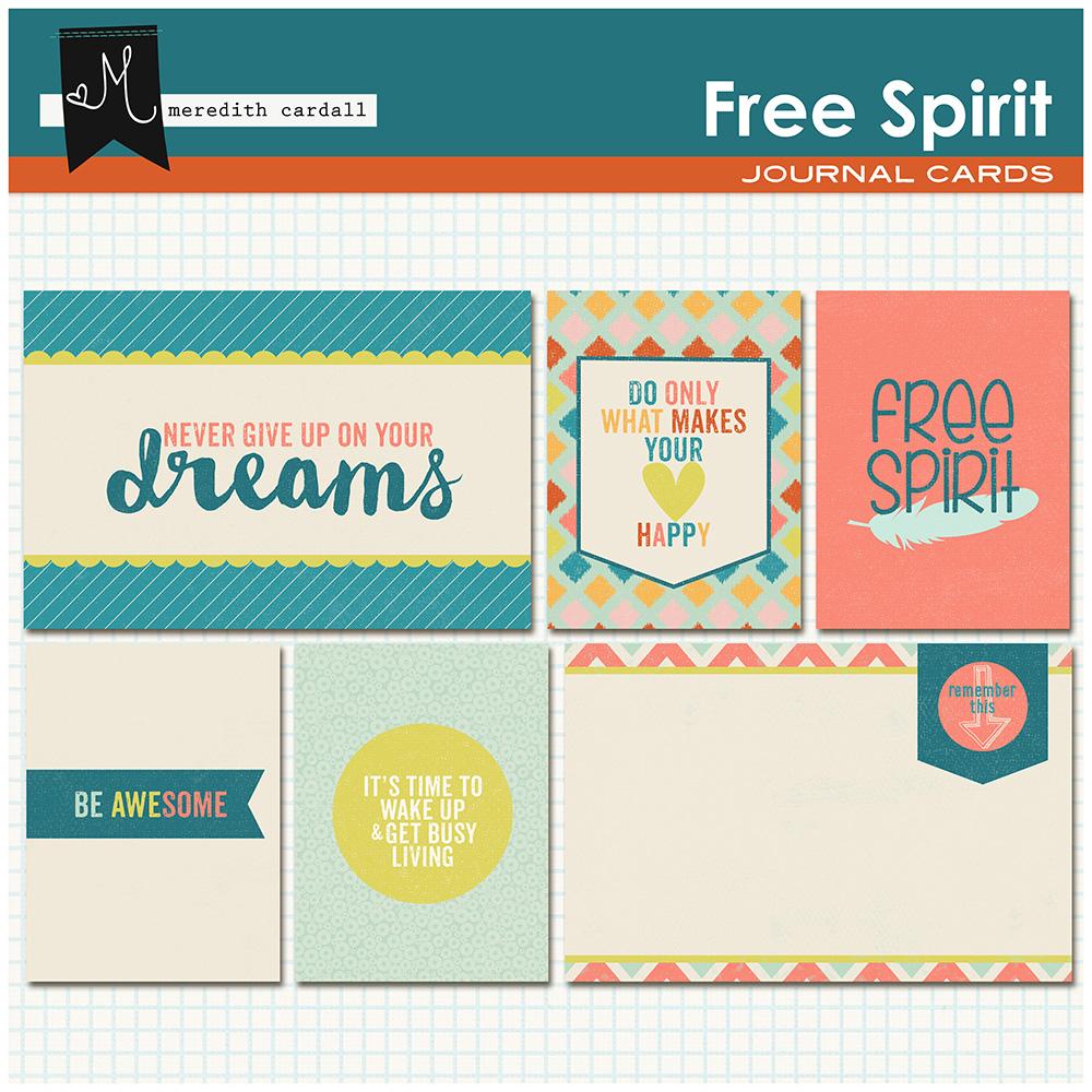 Free Spirit Cards