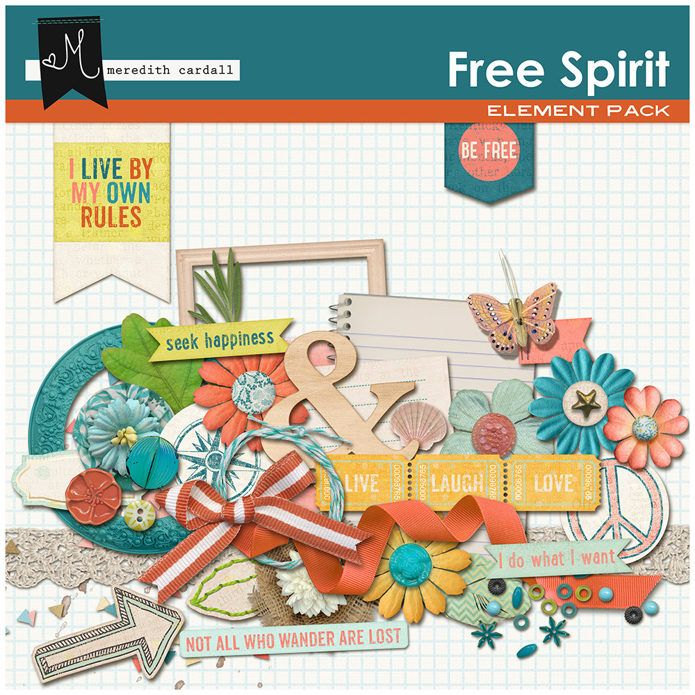 Free Spirit Element Pack
