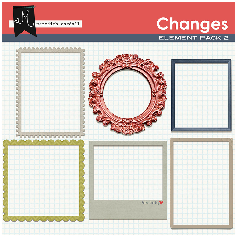 Changes Element Pack 2