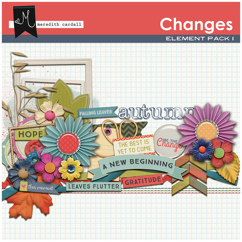 Changes Element Pack