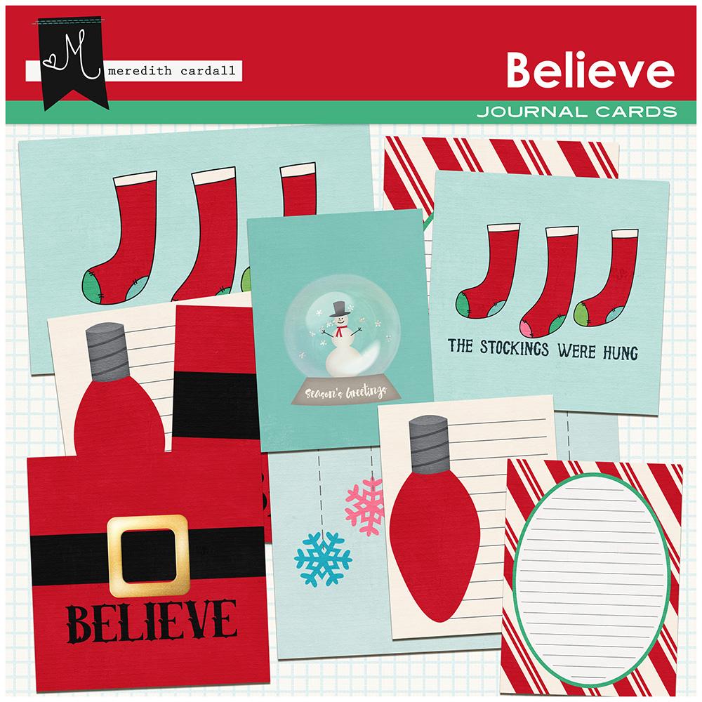 Believe Cards