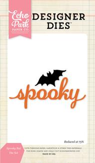 Spooky Bat Die Set