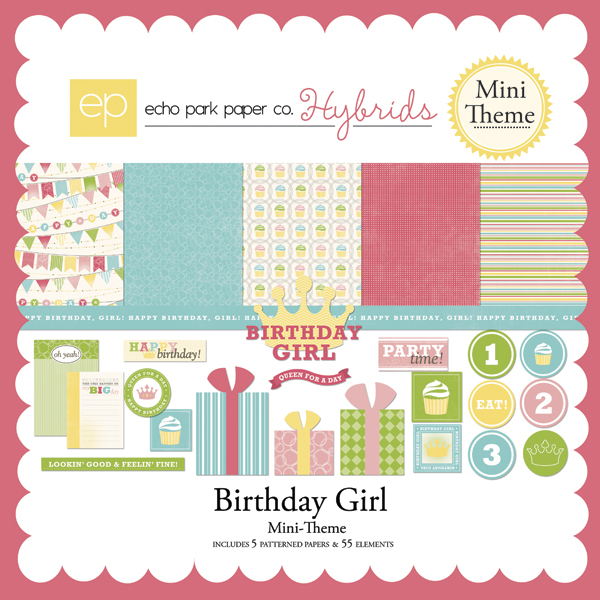 Birthday Girl Mini-Theme