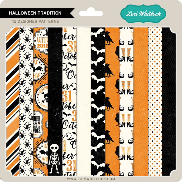 Halloween Tradition Paper