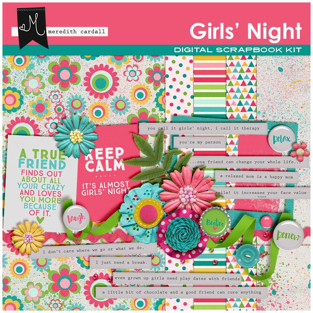 Girls' Night Kit