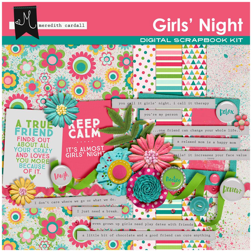 Girls' Night Kit