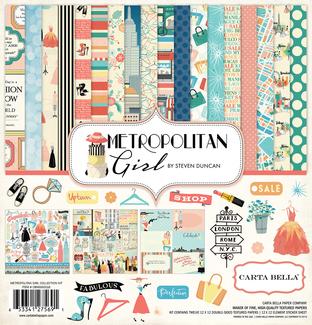 Metropolitan Girl Collection Kit