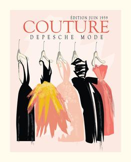 Couture Art Print - 8x10