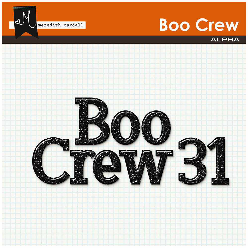 Boo Crew Alpha Pack
