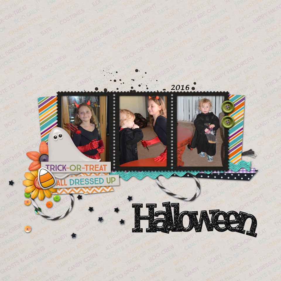 Boo Crew Paper Pack
