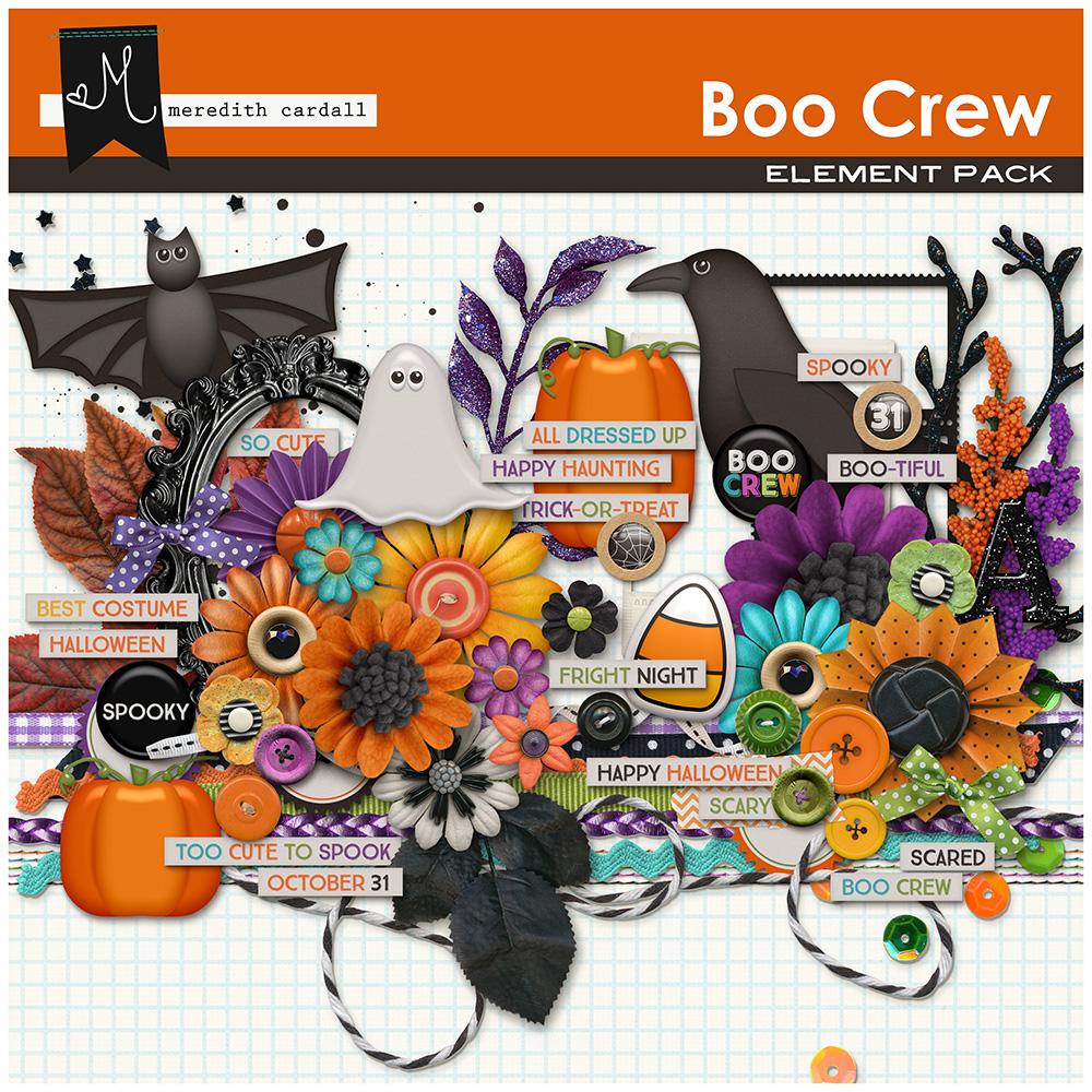 Boo Crew Kit