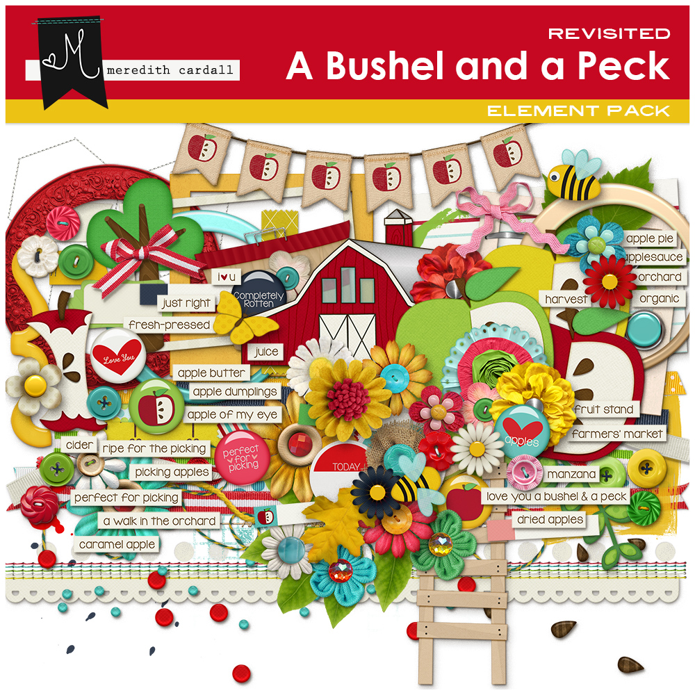 A Bushel and a Peck Kit