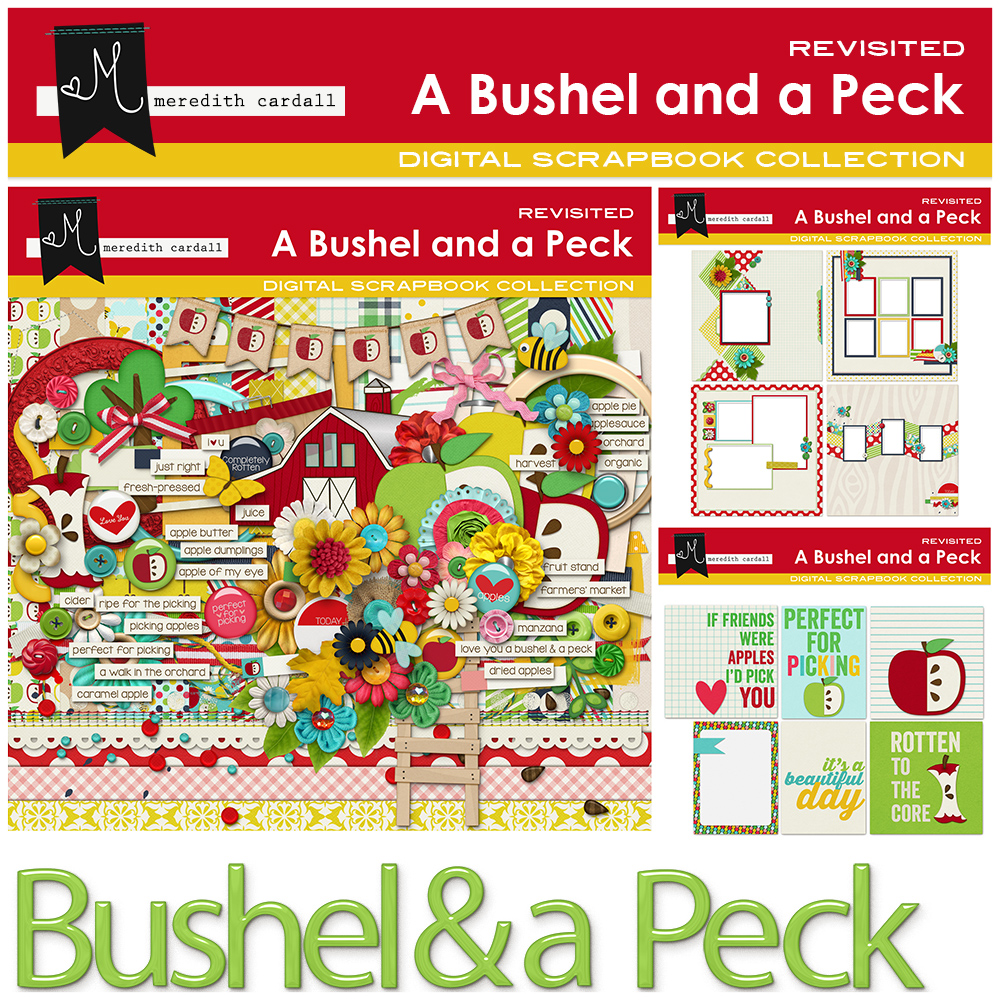 A Bushel and a Peck Collection