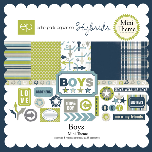 Boys Mini-Theme