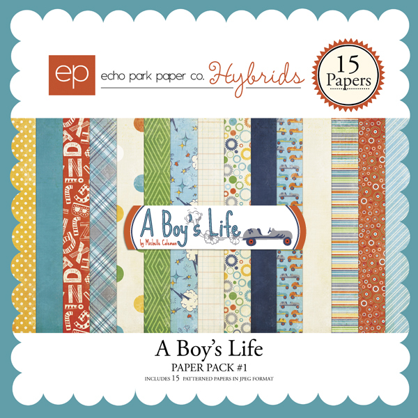 A Boy's Life Full Collection
