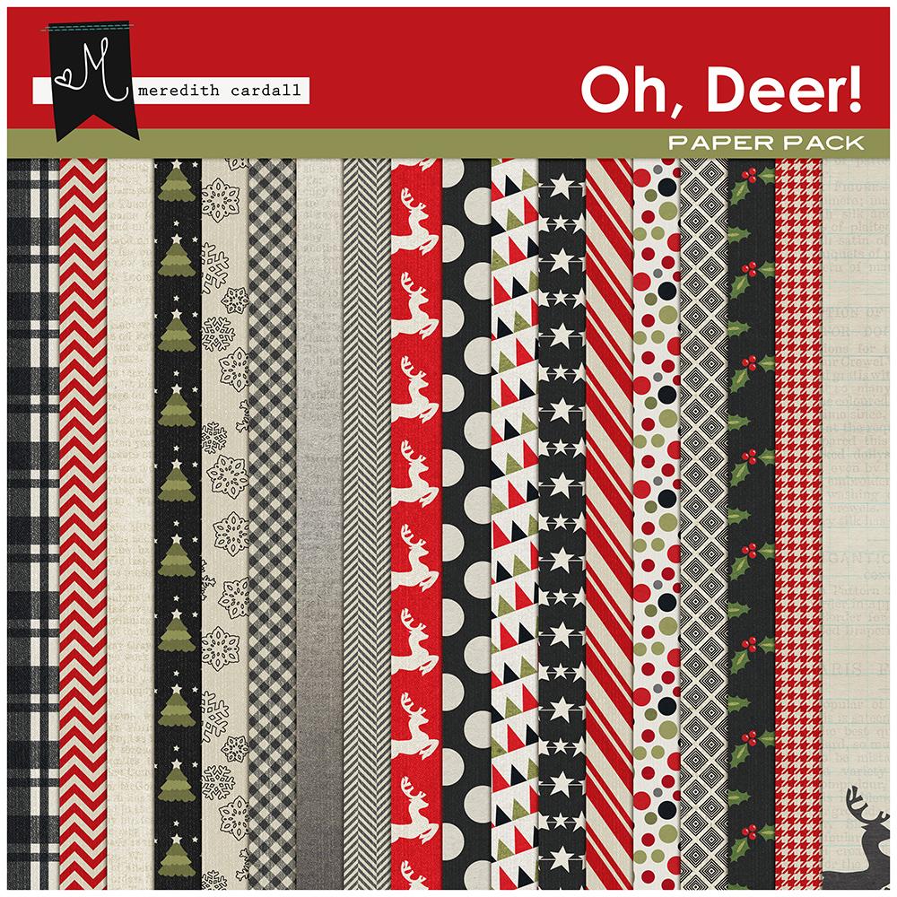 Oh, Deer! Kit
