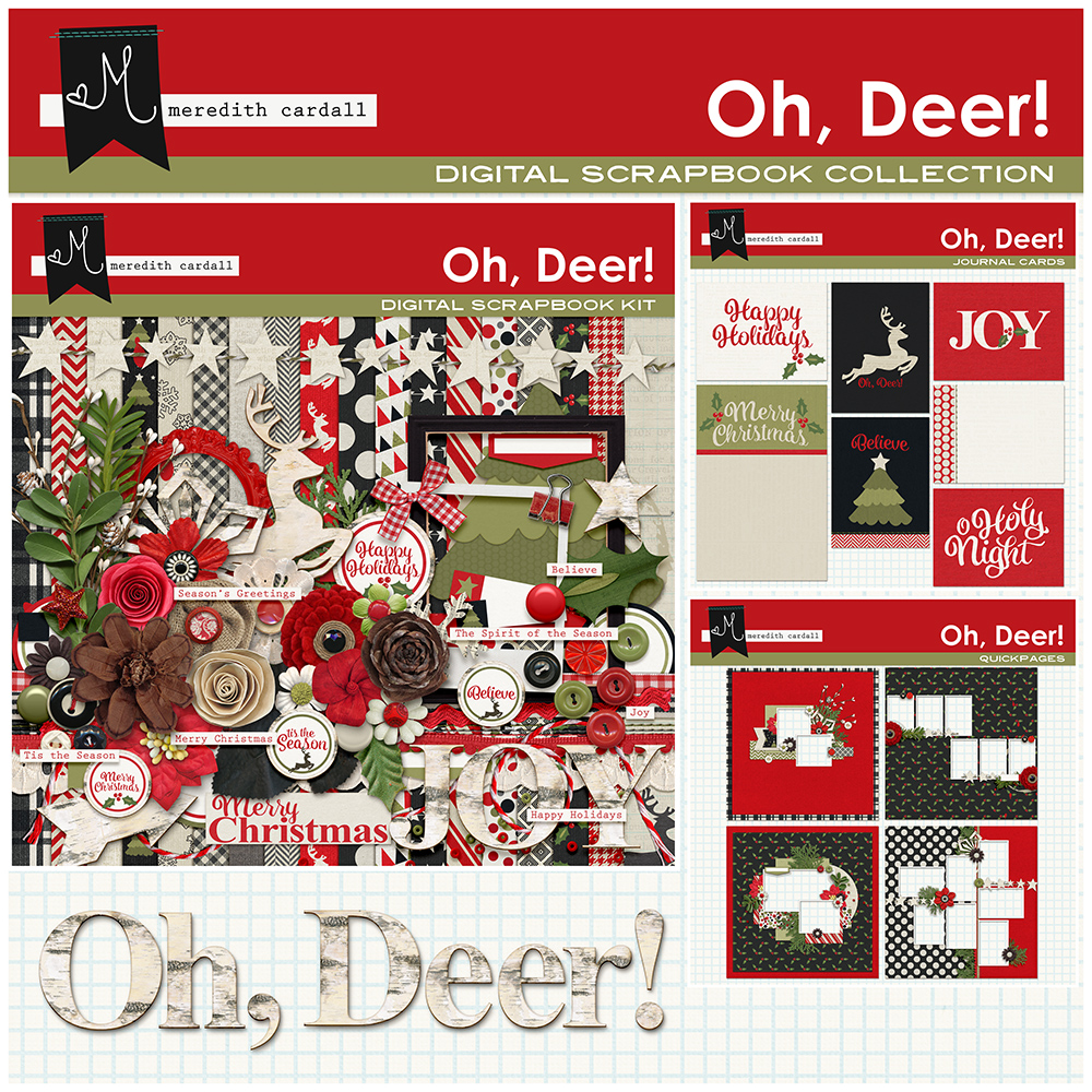 Oh, Deer! Collection