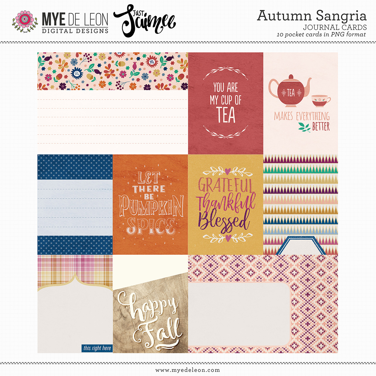 Autumn Sangria | Complete Kit
