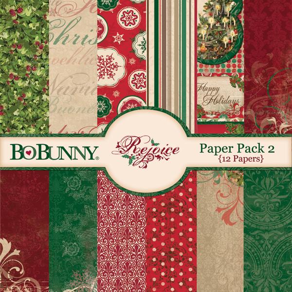 Rejoice Paper Pack 2