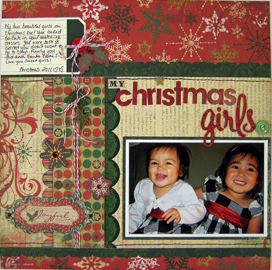 Layout by Sarah Eclavea
