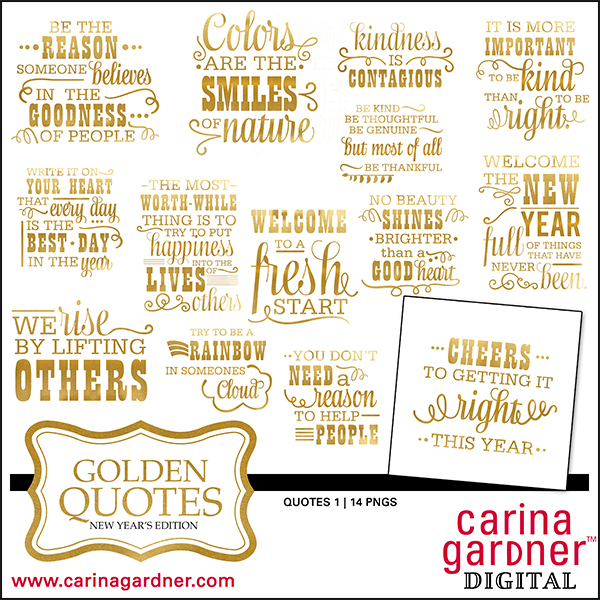 golden quotes new year s eve edition snap click supply co