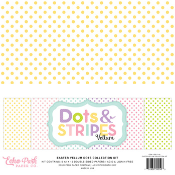 Easter Vellum Collection Kit