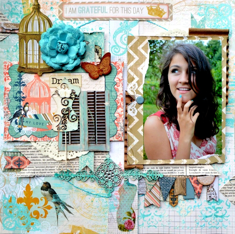 Layout by Agnieszka Bellaidea