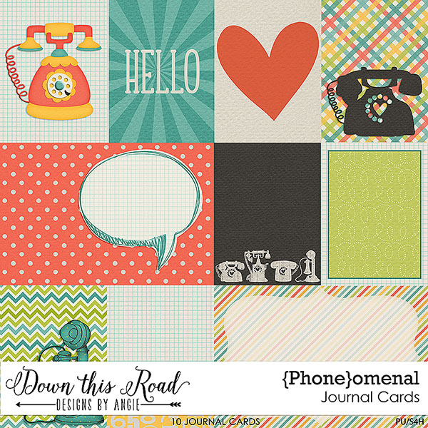 {Phone}omenal Collection