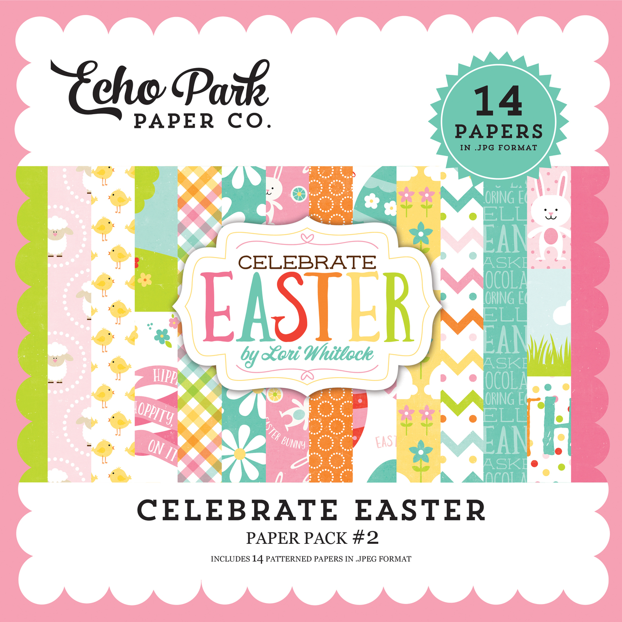 Celebrate Easter Paper Pack #2