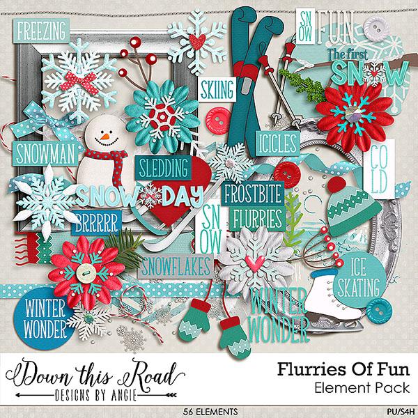 Flurries Of Fun