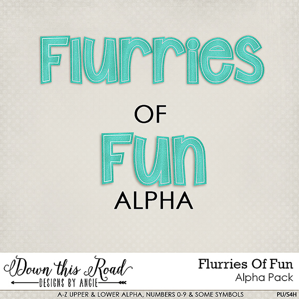 Flurries Of Fun Collection