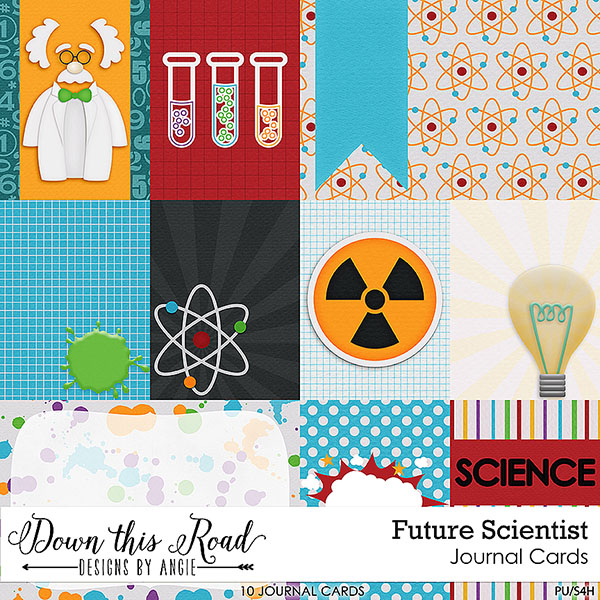 Future Scientist Collecion