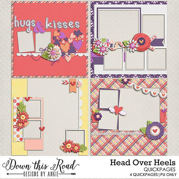 Head Over Heels Quickpages