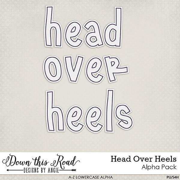 Head Over Heels Alpha Pack