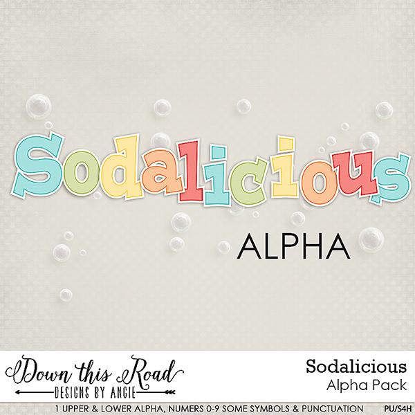 Sodalicious Alpha Pack