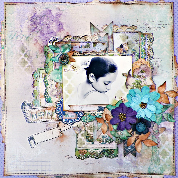 Layout by Lisa Novogrodski