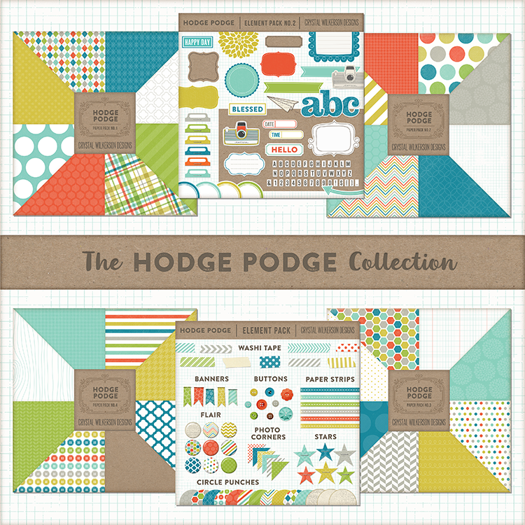 Hodge Podge - Full Collection