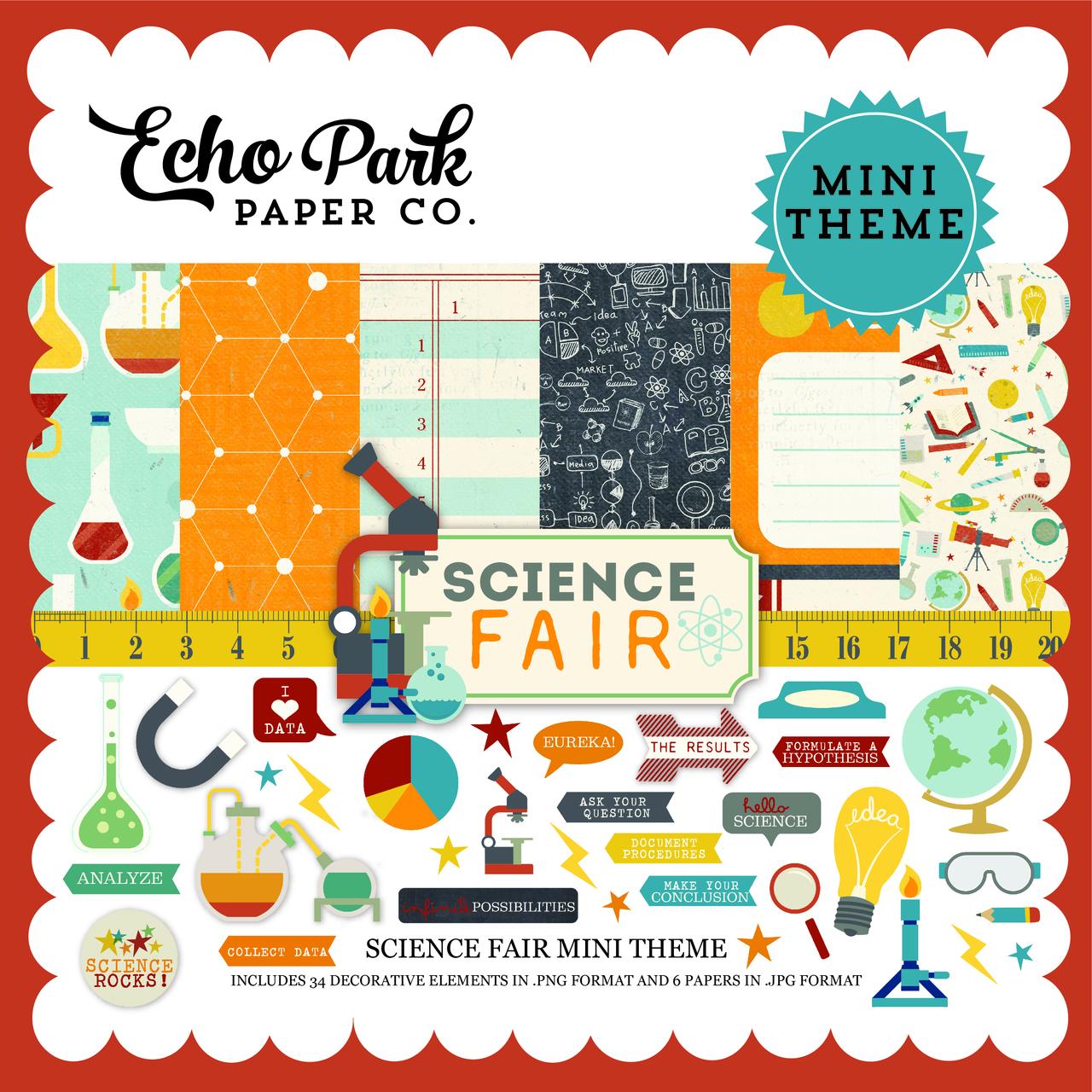 Science Fair Mini Theme