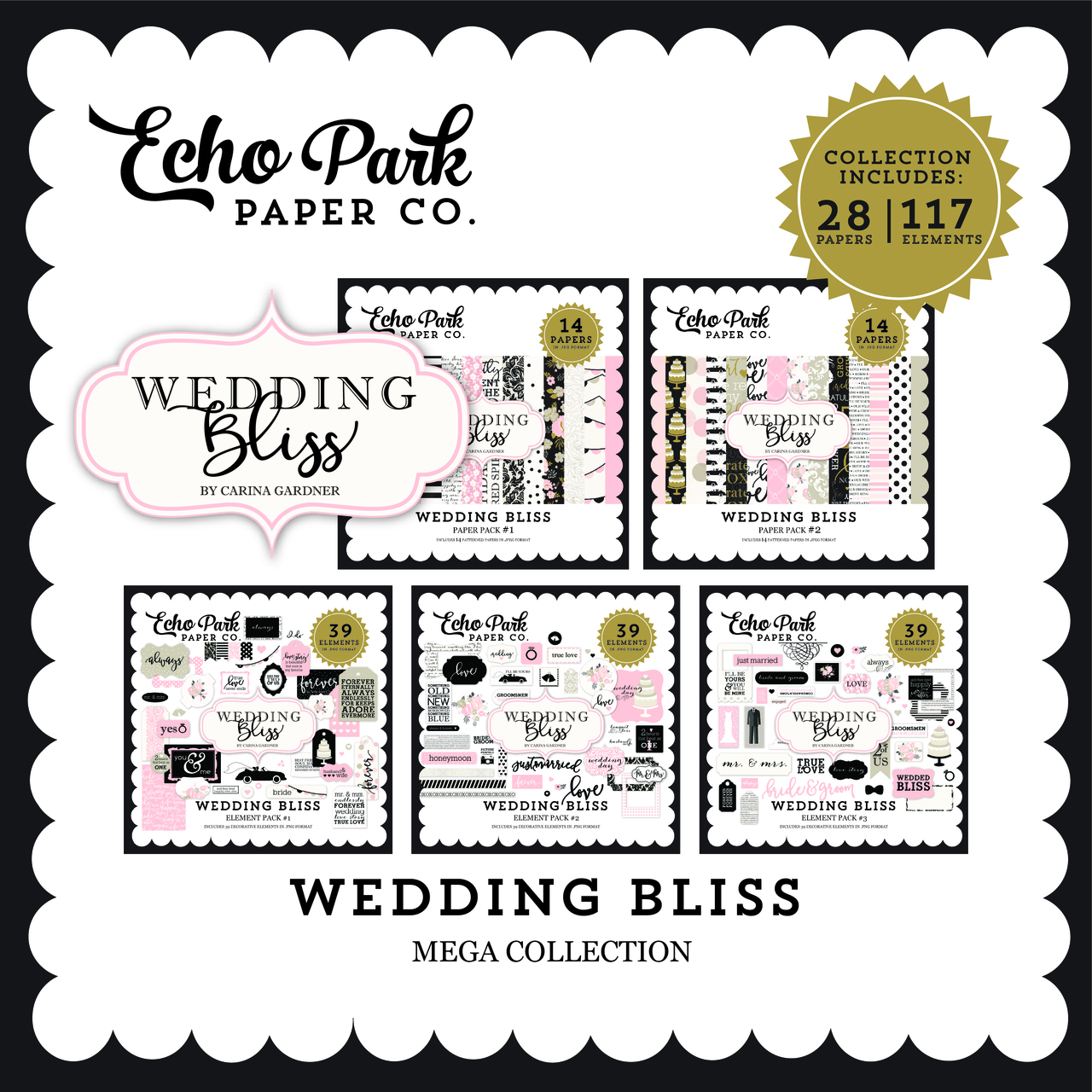 Wedding Bliss Mega Collection
