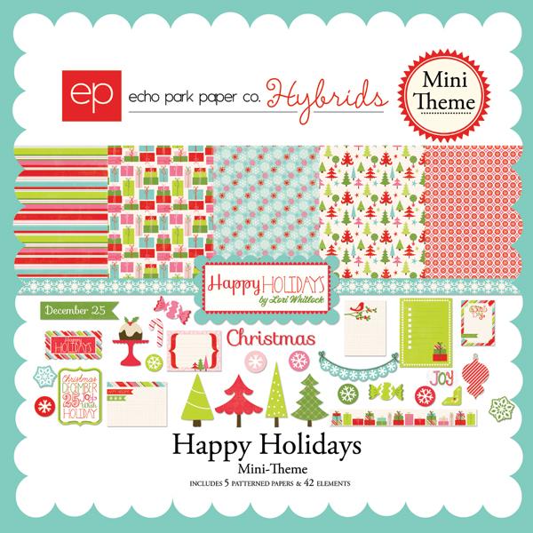 Happy Holidays Mini-Theme