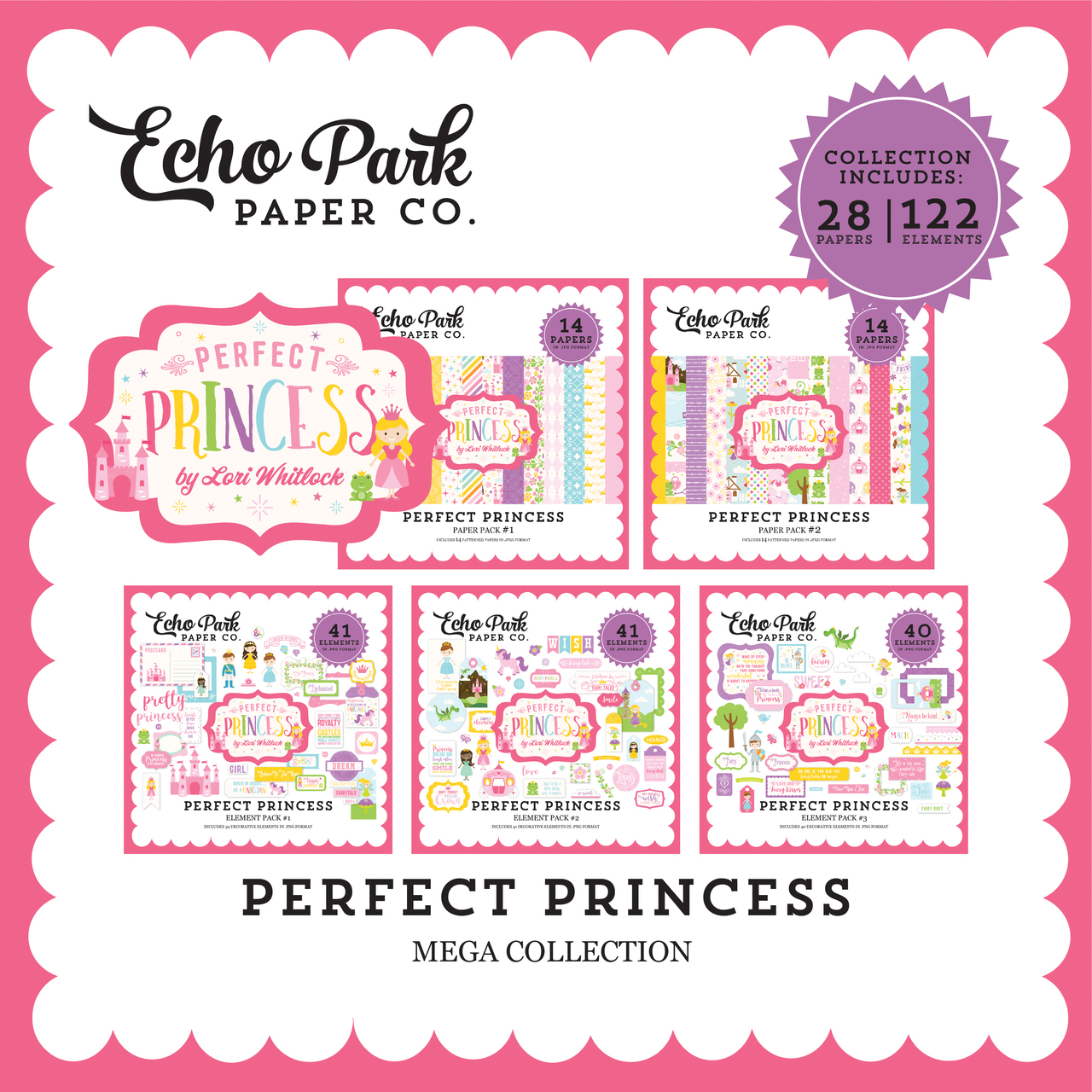 Perfect Princess Mega Collection