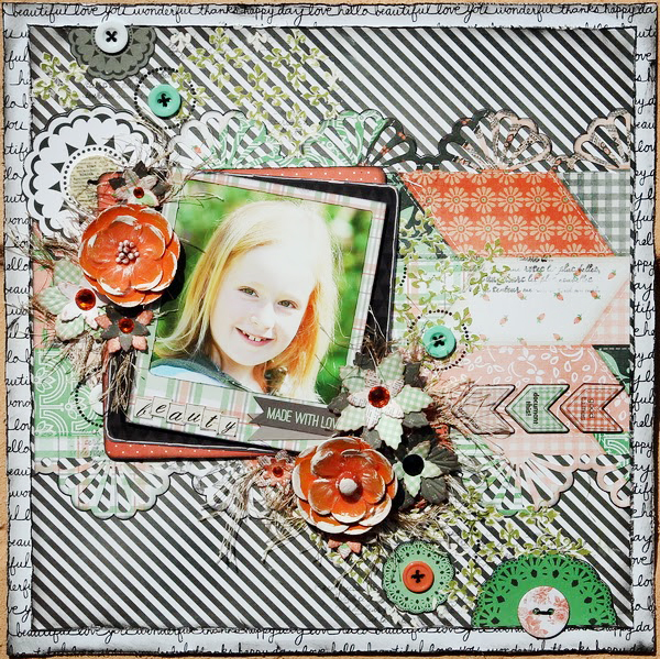 Layout by Denise Van Deventer