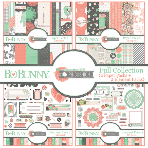Pincushion Full Collection