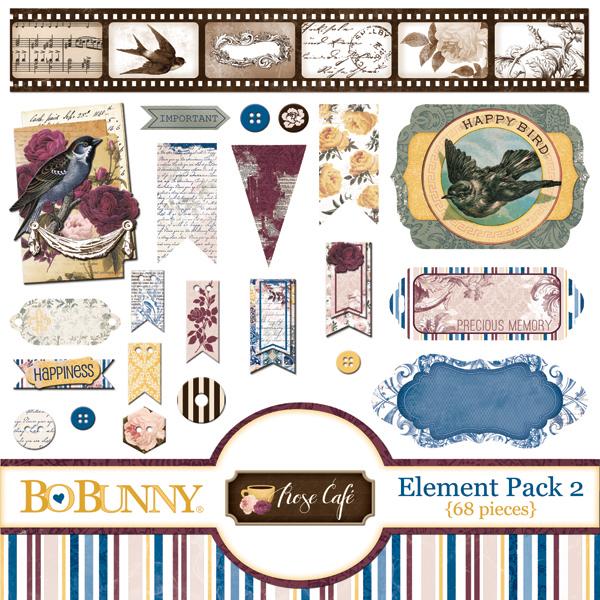 Rose Café Element Pack 2