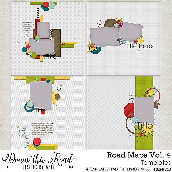 Road Maps Vol 4