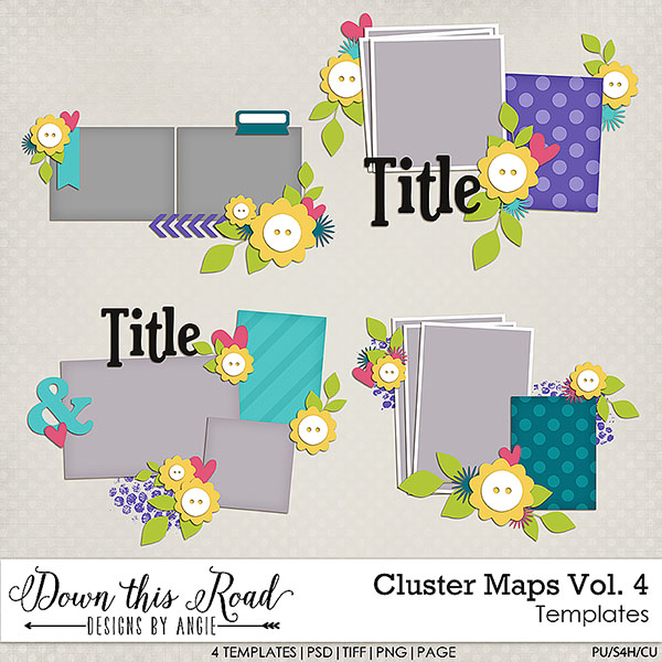 Cluster Maps Vol 4