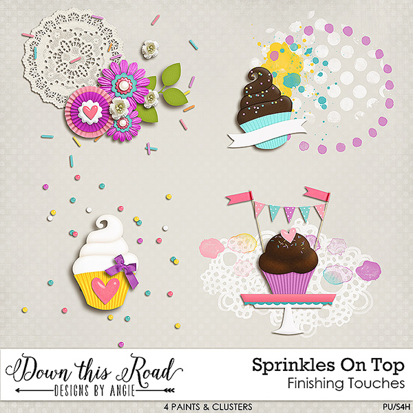 Sprinkles On Top Finishing Touches