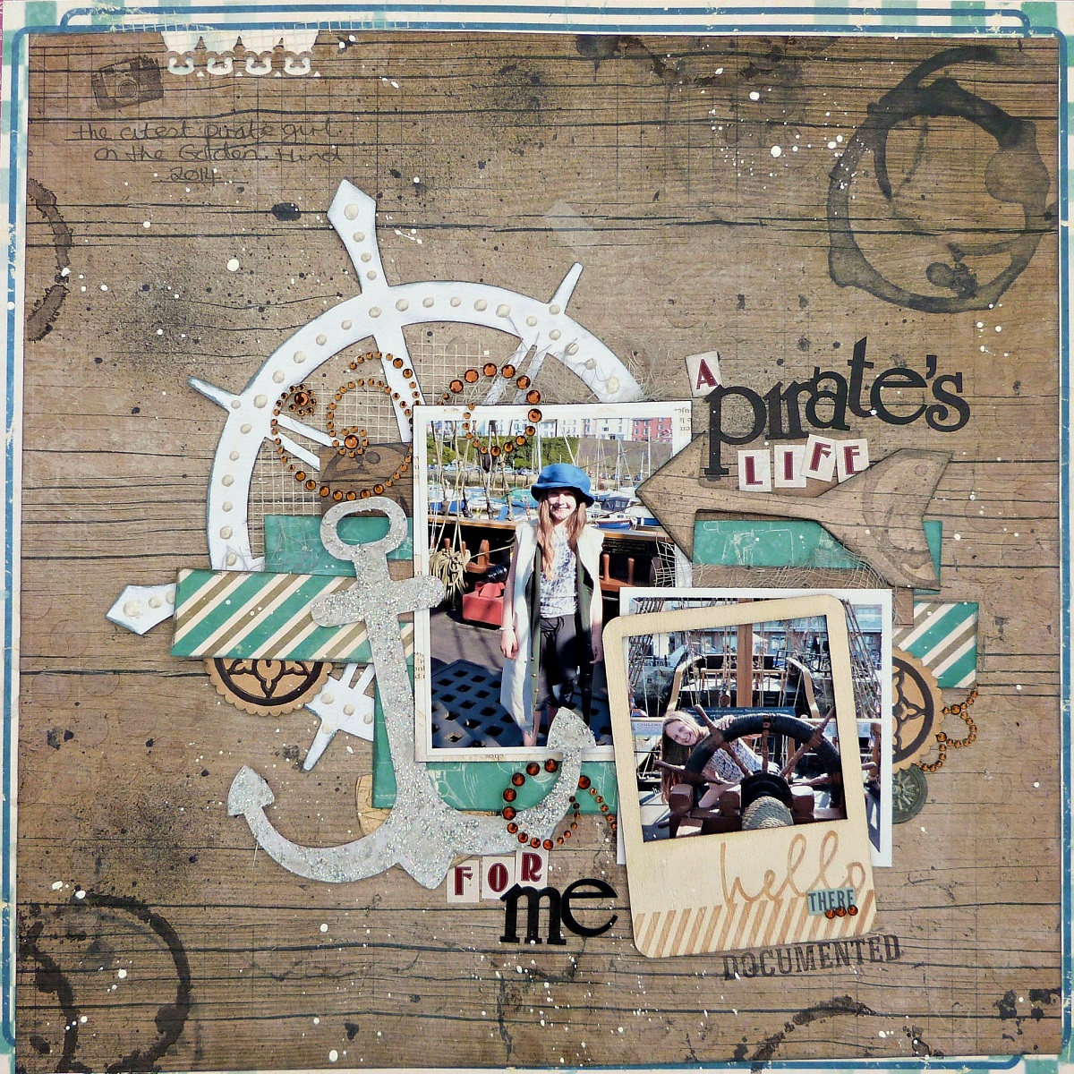 Layout by Tracee Provis