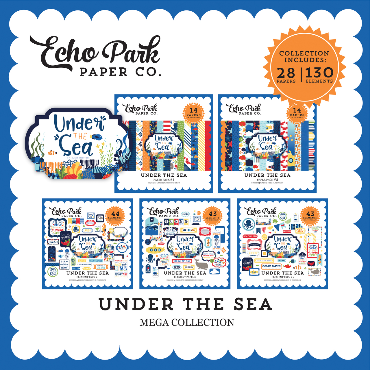 Under the Sea Mega Collection