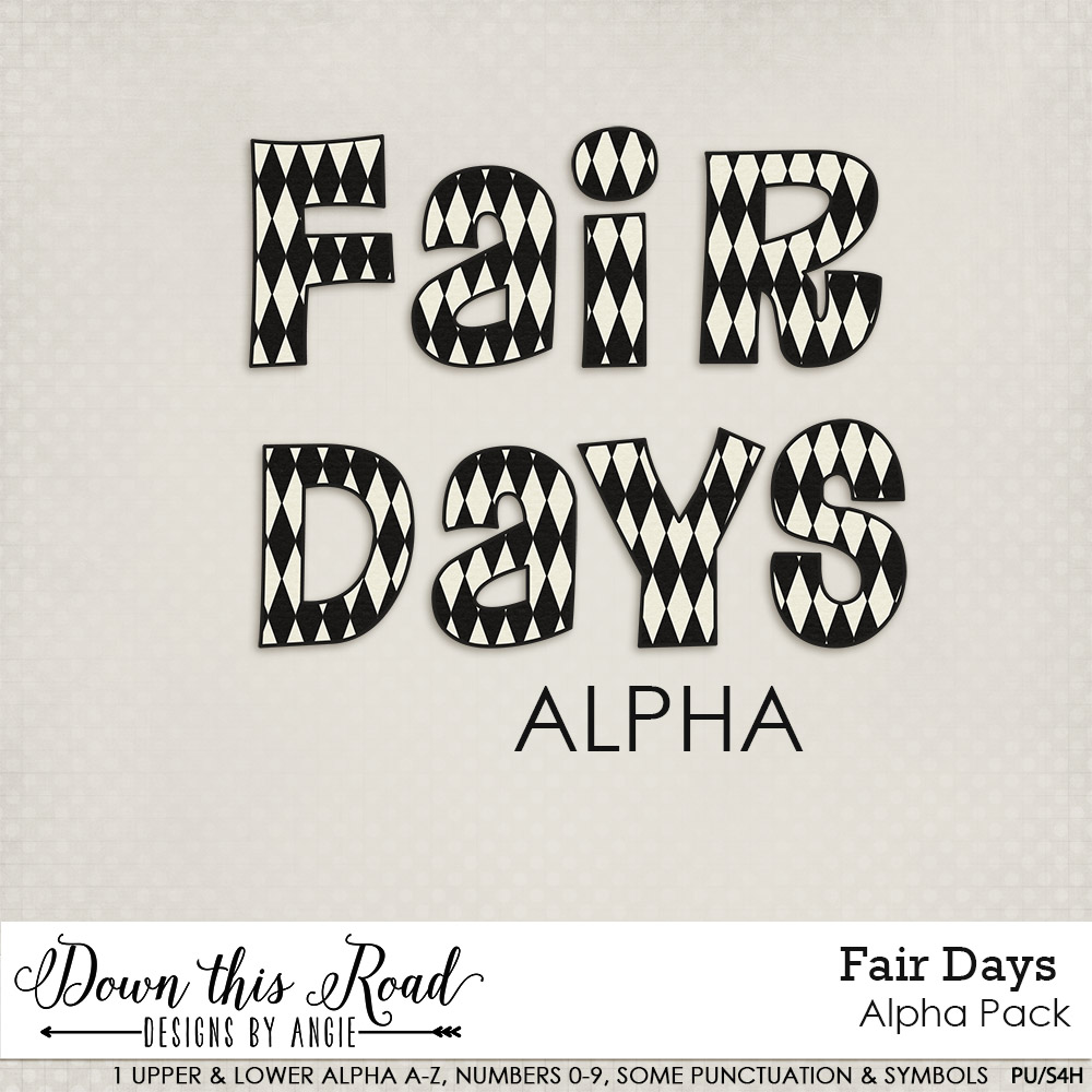 Fair Days Alpha Pack